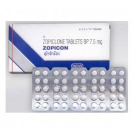 Zopiclone 7.5mg Buy Online